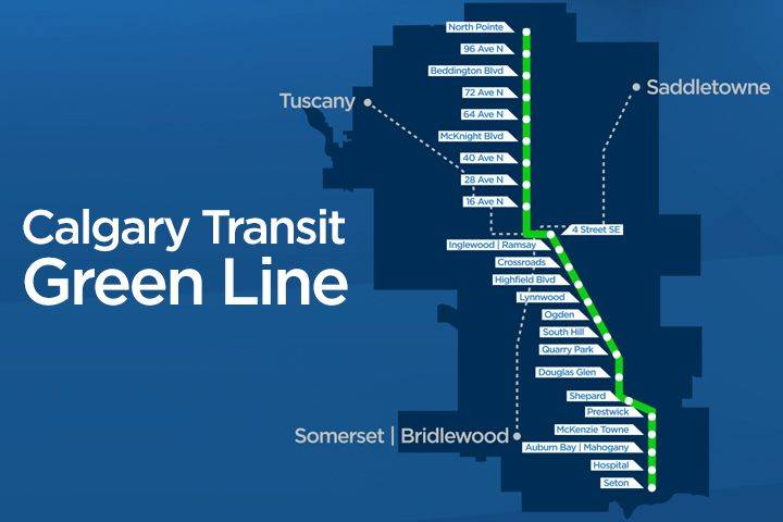 Green Line Funding Announcement