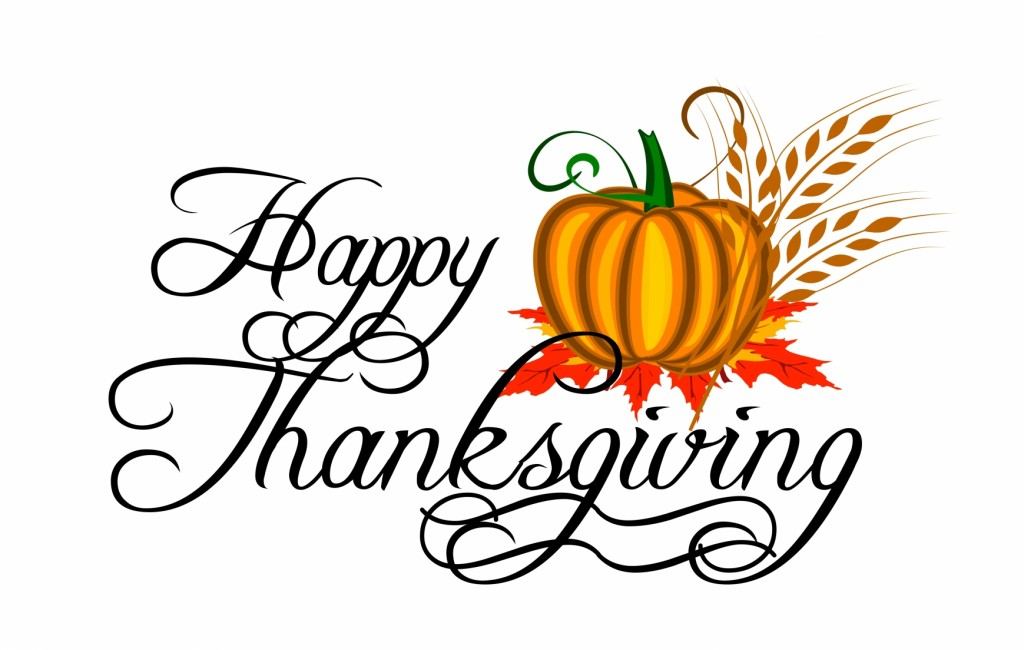 Thanksgiving 2018 – Changes – Family Activities