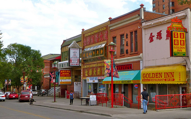3rd Avenue Re-Development Plan and Chinatowns Survival